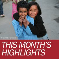 May Highlights: Midwives, Families, Mothers, Africa Day, Indigenous Peoples and Health