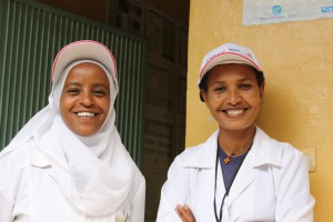 Health officers ethiopia