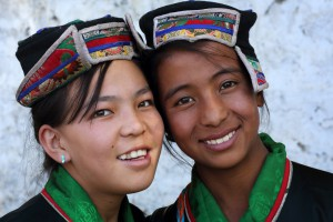 Ladakh girls