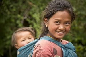 Nepal Sisters