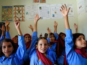 pakistani schoolgirls