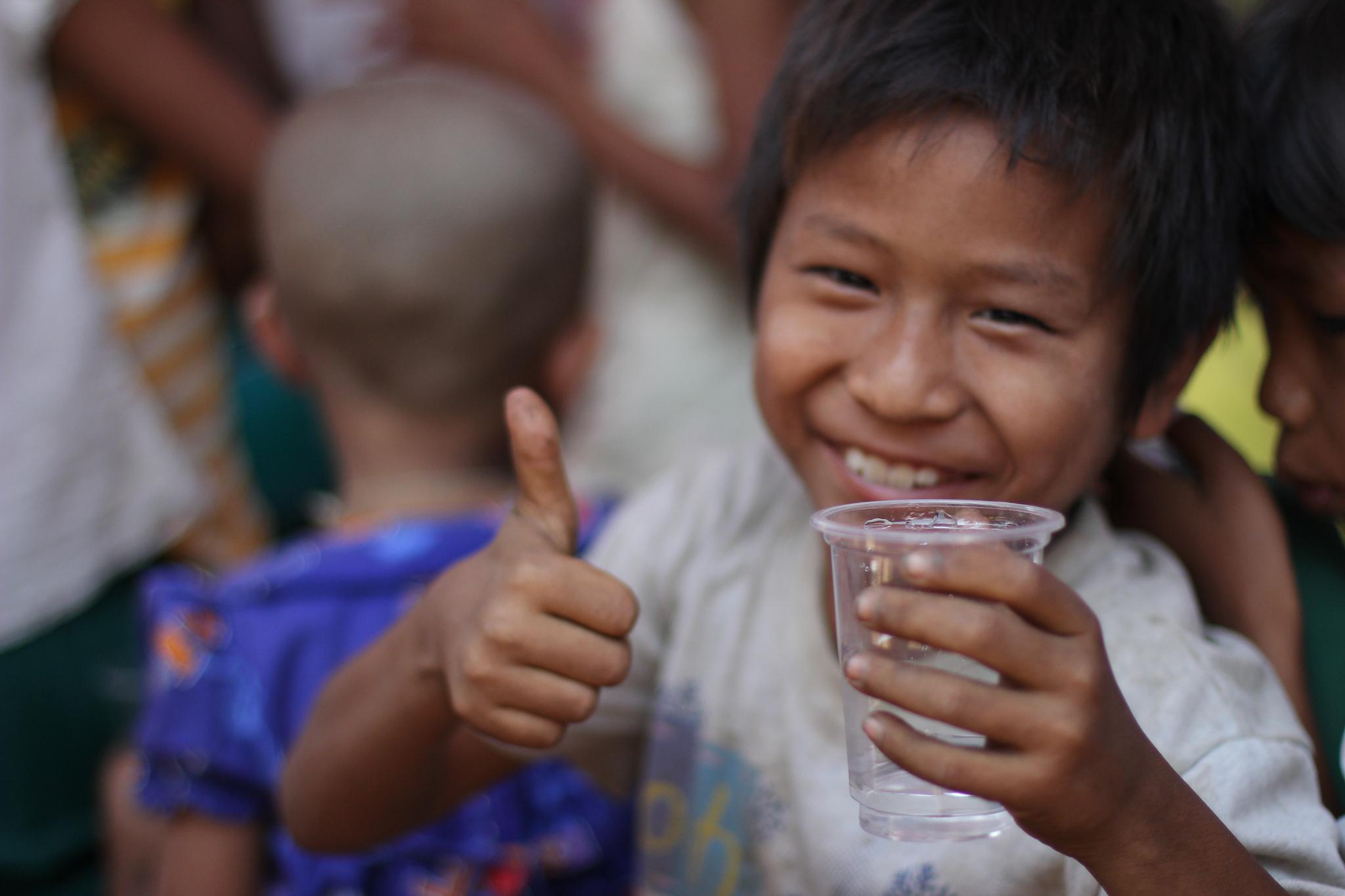 Water and sanitation - Social Protection and Human Rights