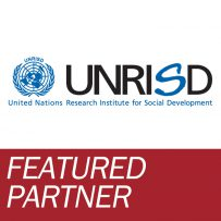 Featured Partner: UNRISD